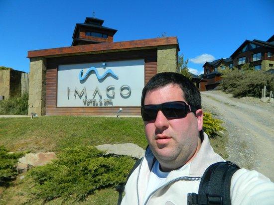 Imago Hotel & Spa: acceso al hotel