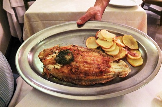 Antonio's: Presenting the Sole