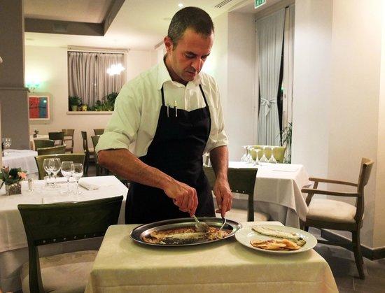 Antonio's: Boning the Sole