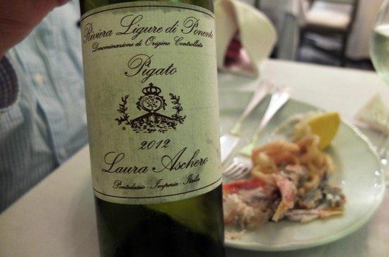 Antonio's: Wine, Frito Misto