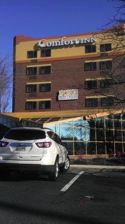 Comfort Inn University Center: Hotel