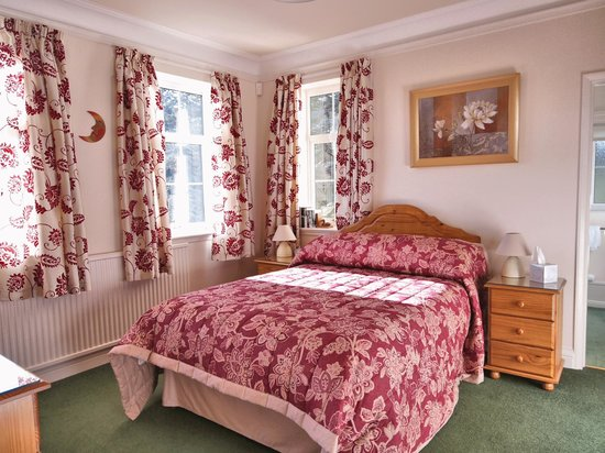 Exmoor Country House: Double Bedroom