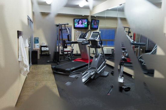 The Kanata by BCMInns: Get some exercise in the Fitness Room