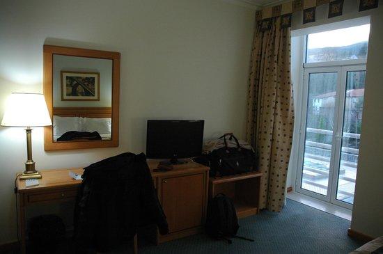 TRYP Covilha Dona Maria Hotel: quarto principal