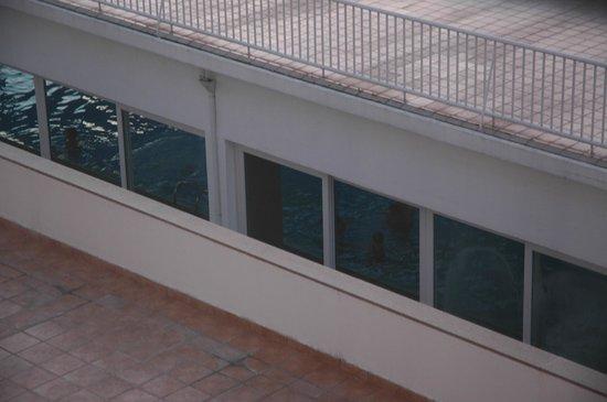 TRYP Covilha Dona Maria Hotel: piscina interior