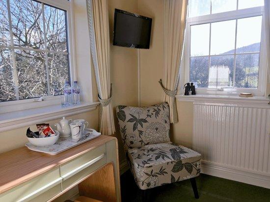Exmoor Country House: Double Bedroom