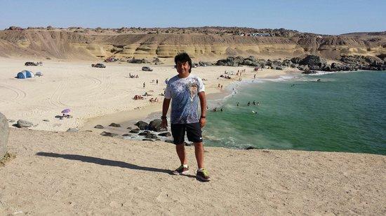 Bahía Inglesa: Buenisima playa