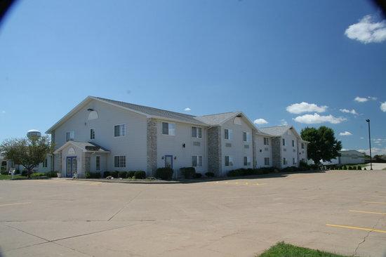 Mound View Inn : Outside