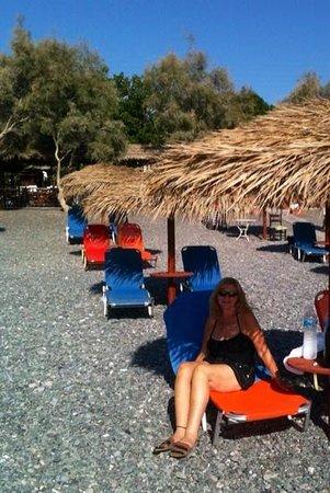 Acqua Vatos Hotel: The Beach just down the street