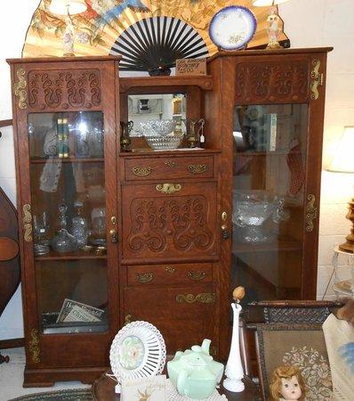 Smiths Grove, KY: Oak Double bookcase!