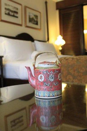 The Majestic Malacca: Tea on arrival