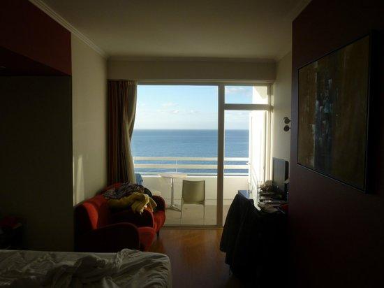 Raga Hotel: room