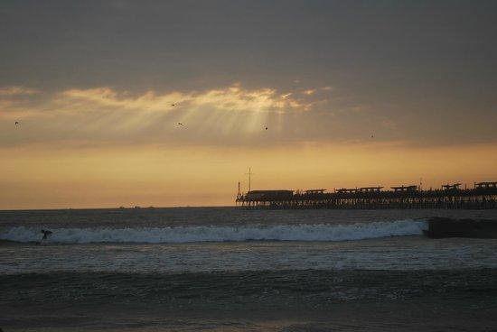 Hotel Mochiks: Colan playa