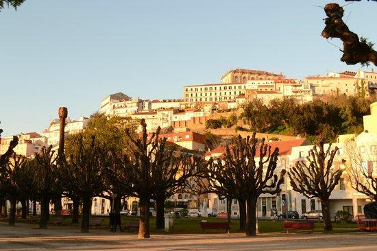 Ibis Coimbra : Vista do Hotel, do Parque do Mondego