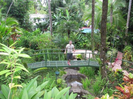 Falls Resort at Manuel Antonio: The Gardens
