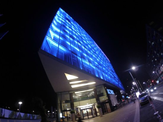 Ext rieur picture of hotel barriere lille lille for Hotels barriere