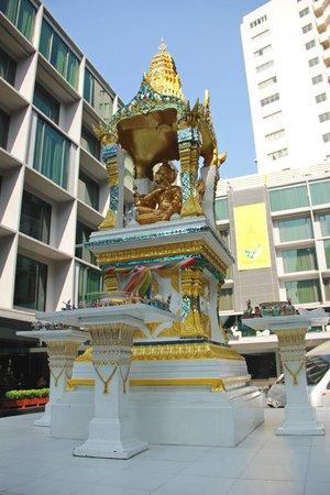 Ma Hotel: temple du Ma