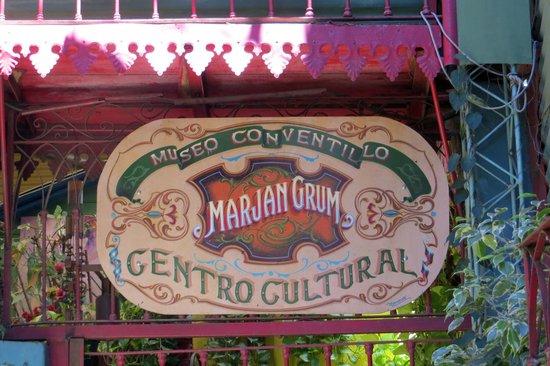 Museo Conventillo Marjan Grum