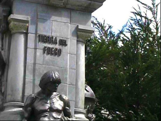 Museo Regional De Magallanes: Altro lato