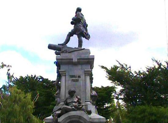 Museo Regional De Magallanes: Altra inquadratura del monumento