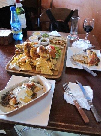 Cafe Restaurant Florin: Tabla Mexicana