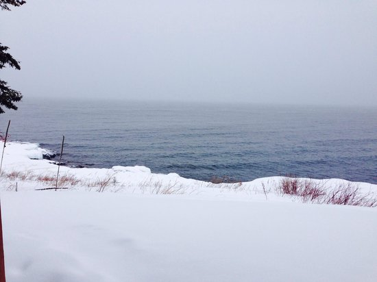 Surfside on Lake Superior: View out room