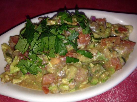 Gringo's Taqueria: Guacamole