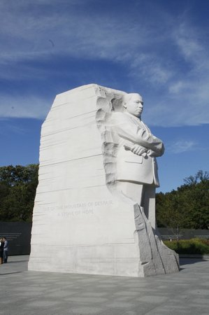 Martin Luther King, Jr. Memorial: A Stone of Hope