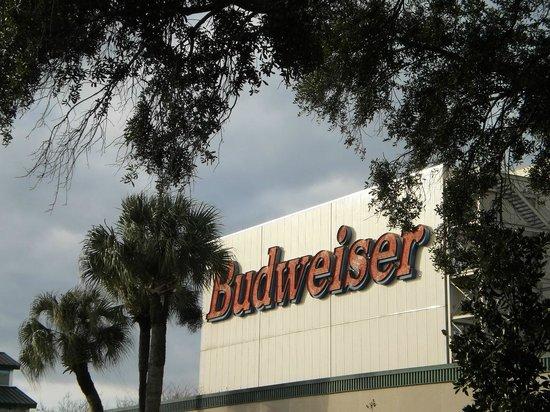 Budweiser Brewery Tours : Bud brewery Jacksonville, Fl