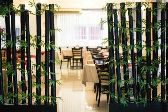 Choco's Hotel: RESTAURANTE