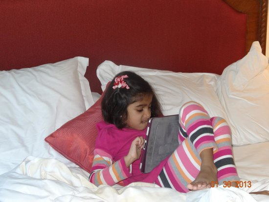 The Oberoi: Comfortable room
