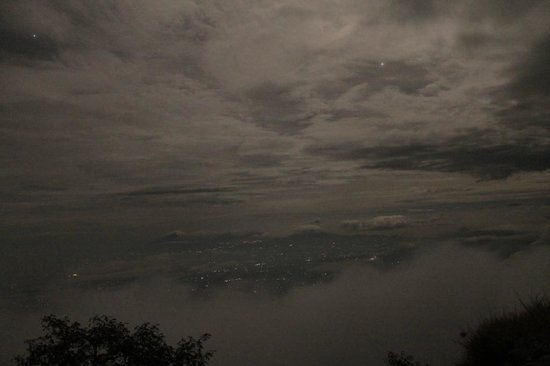 Bali from Mount Agung