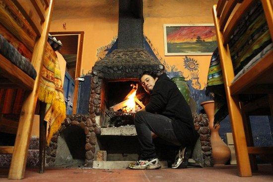 Casa Aida: Aida's grandson, Jose - an awesome tour guide! www.40litrestofreedom.com