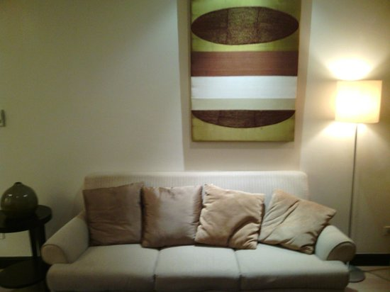 Somerset Park Suanplu: room