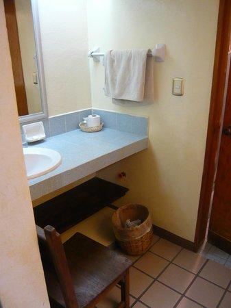 Hotel Parador Santo Domingo de Guzman: Sink