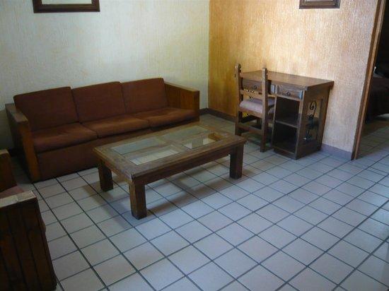 Hotel Parador Santo Domingo de Guzman: Lounge