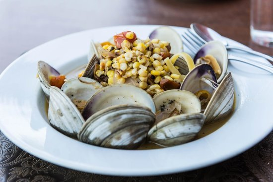 Union Grille: Mussels