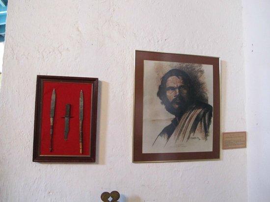 House of Liberty Museum - Casa de la Libertad: Sala de Guerrilleros
