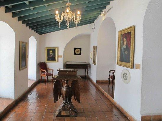 House of Liberty Museum - Casa de la Libertad: Sala de Diputados