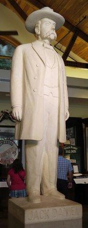 Jack Daniel's Distillery: The man