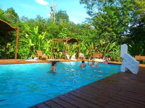 La Quinta de Sarapiqui Country Inn : pool