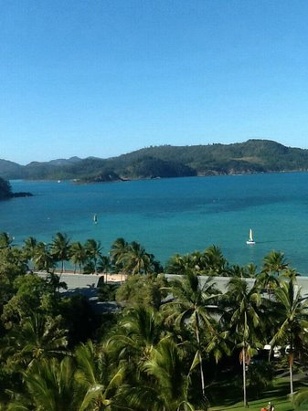 Reef View Hotel : Room with an awesome view