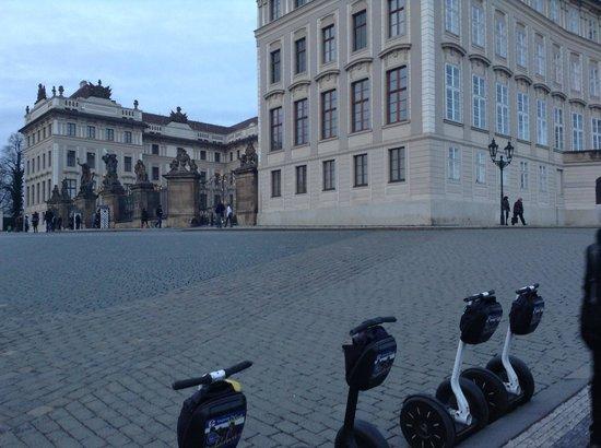 Segway Experience Tours & Rents: Castillo de Praga