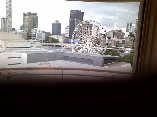 Rydges South Bank Brisbane: Great view