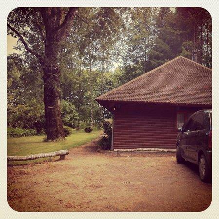 Club Los Ulmos : La cabaña pequeña