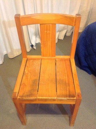 Lakes Lodge Okataina: Dining Chairs