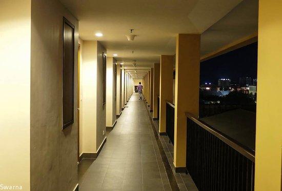 Park Regis Kuta Bali: The Balcony