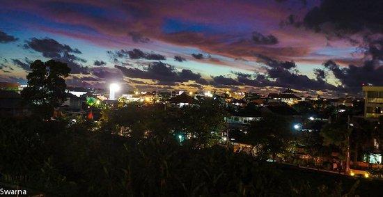 Park Regis Kuta Bali: View from Balcony II