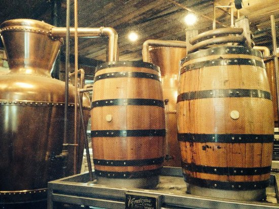 Ole Smoky Tennessee Moonshine : Something good happening there!