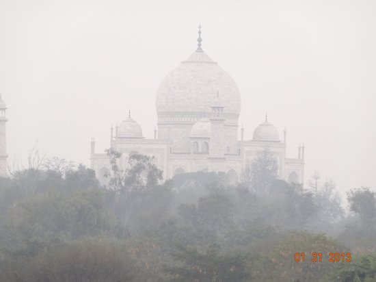 The Oberoi Amarvilas: View from Room